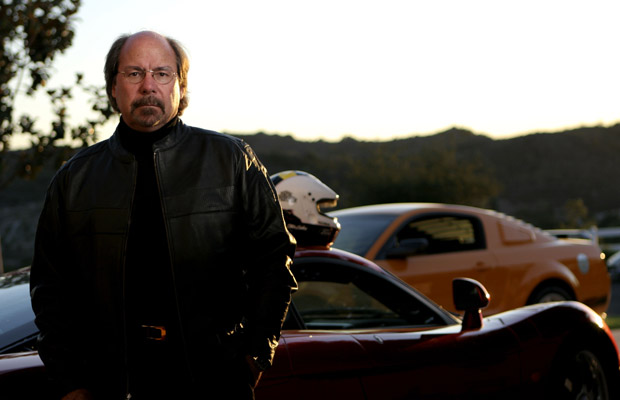 Steve Saleen 2007