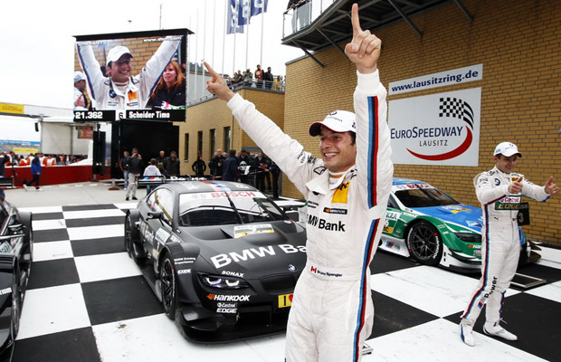 DTM 2012 Lausitzring Bruno Spengler