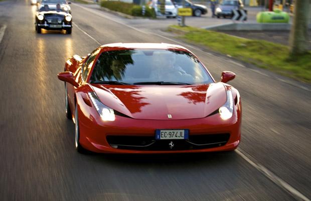 Mille Miglia 2012 - Road to Ferrara - Ferrari 458 Italia