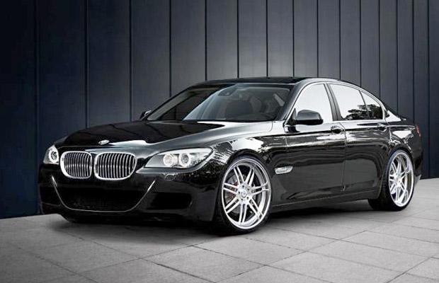 BMW 7-serie M7 artist Ampression