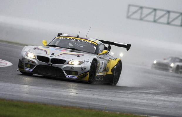 Blancpain Endurance Series Marc VDS Racing 2012 Silverstone