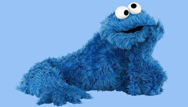 Cookie monster wetgeving afbeelding
