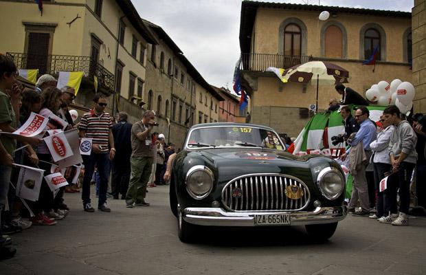 Mille Miglia 2012 Cisitalia 202 B