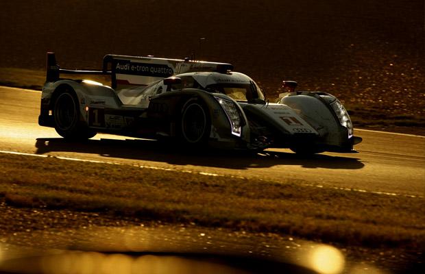 Audi R18 e-tron Le Mans 2012 winner