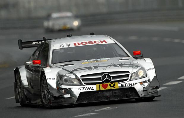 Jaimy Green Mercedes AMG DTM 2012 DTM Norisring