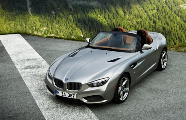 BMW Z4 Zagato Roadster 2013
