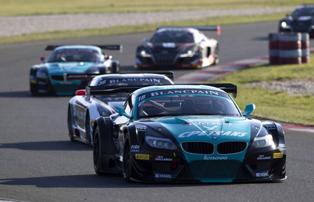 FIA GT1 Yelmer Buurman Slovakia ring