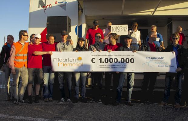 Maarten Memorial 2012