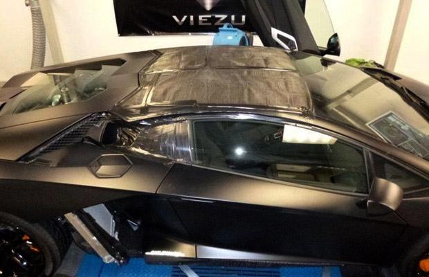Oakley Design Lamborghini Aventador Roadster