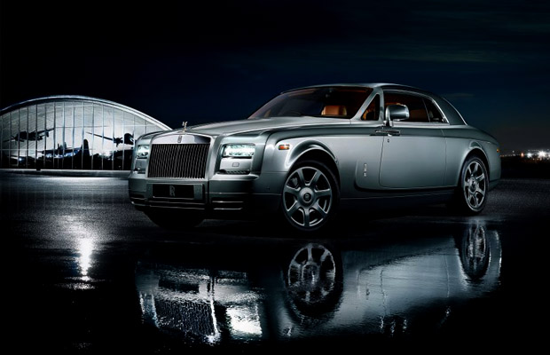 Rolls Royce Phantom Coupe Aviator Edition Limited Edition 2012