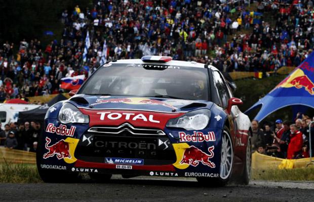Sebastien Loeb WRC Duitsland 2012