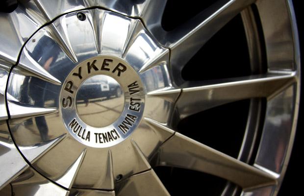 Spyker velg wheel