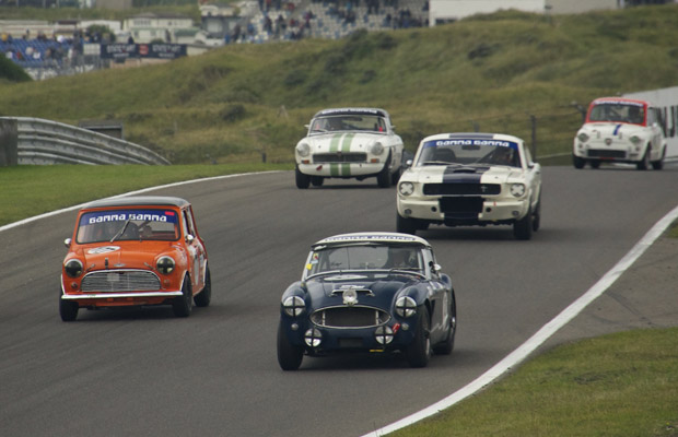 Historic Grand Prix 2012 NKHTGT Delta Loyd Xclusief