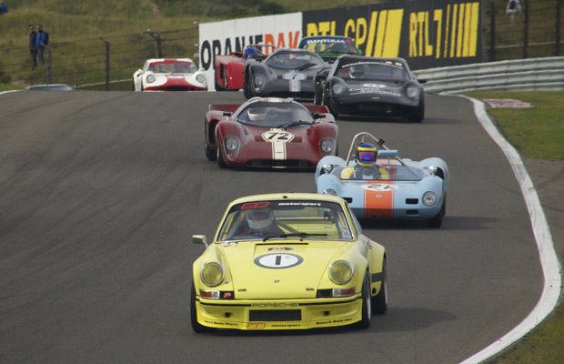Historic Grand Prix 2012 Zandvoort