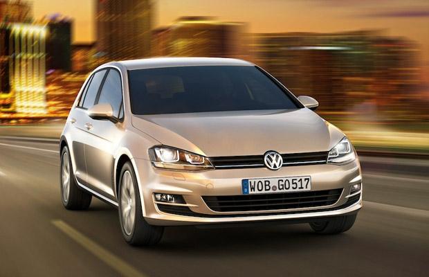 Volkswagen Golf VII 6 2012