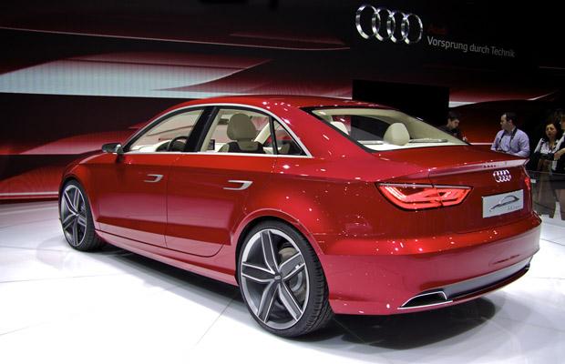 Audi A3 Concept Autosalon Geneve 2011