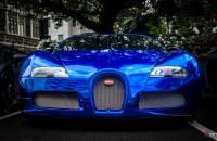 Bugatti Veyron London 2012-1