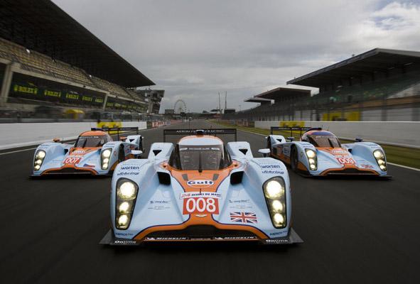 Lola ProDrive Aston Martin Le Mans