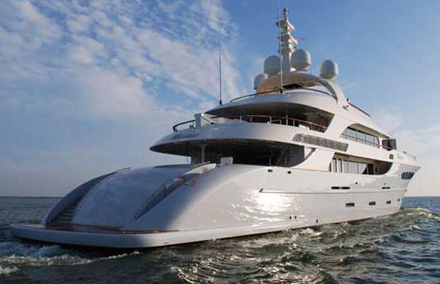 Nassima Yacht bluewater Acico Enkhuizen