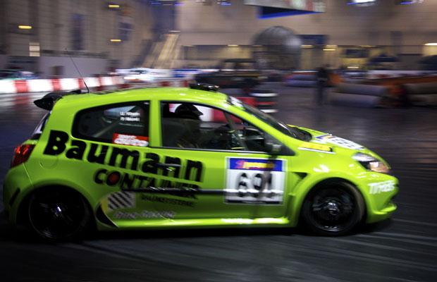 Essen Motor Show 2012 Renault Clio VLN racing series