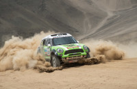Mini Countryman All4 Dakar 2013 Stephane Peterhansel