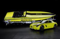 AMGCigarette AMG Electric Drive Concept Cigarette Racing powerboat