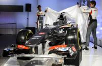 Sauber F1 C32 2013