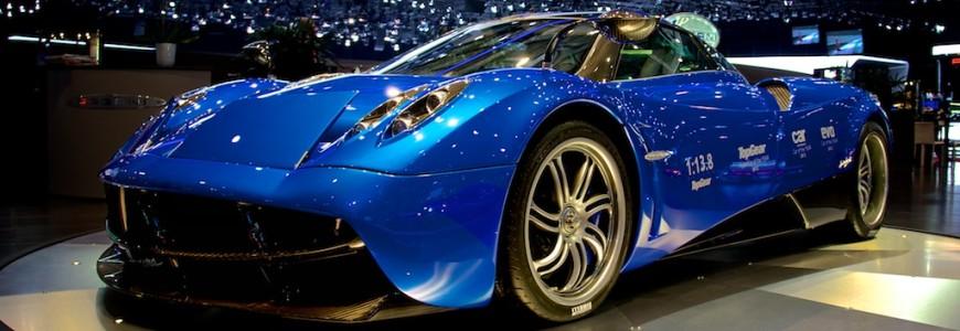 Pagani Huayra Autosalon Genève 2013