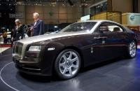 Rolls Royce Wraith Autosalon Geneve 2013