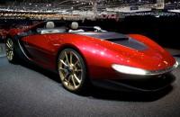 Sergio Pininfarina Barchetta Concept