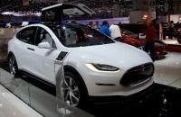 Tesla Model X Concept Autosalon Geneve 2013 251