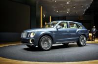 Bentley EXP 9 F empty Palexpo