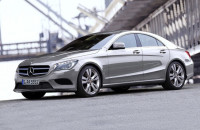 Mercedes-Benz CLC press