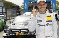 Mercedes-Benz DTM Gary Paffett Brands Hatch 2012