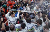 Nico Rosberg Monaco Grand Prix 2013