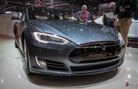 Tesla Model S Autosalon Geneve 2013-1