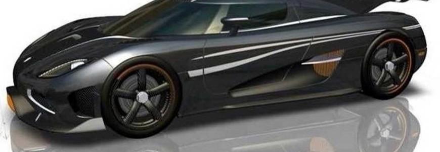 Koenigsegg Agera One-1 2015 2014