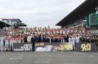Le Mans 2013 start
