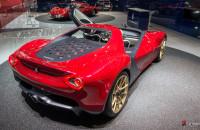Pininfarina Sergio Ferrari 458 Italia Spider Concept Autosalon Geneve 2013-1