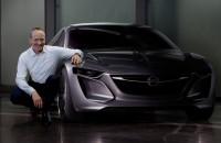 Opel Monza Design Study IAA Frankfurt 2013 preview