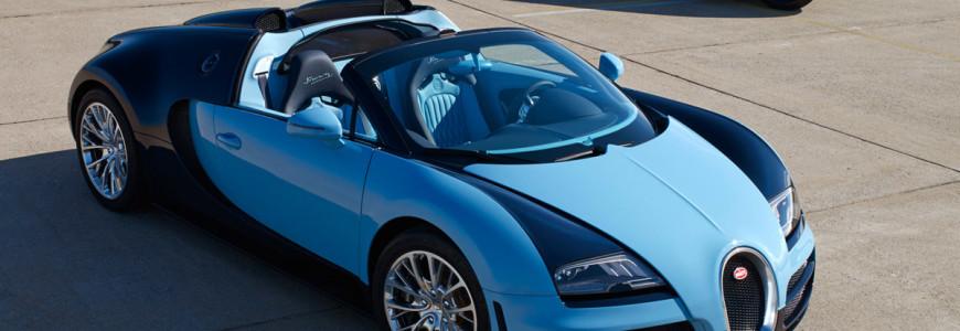 Bugatti Veyron 16.4 Grand Sport Vitesse Legend Jean-Pierre Wimille