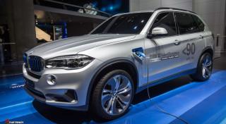 BMW EfficientDynamics X5 e-Drive IAA Frankfurt 2013-1