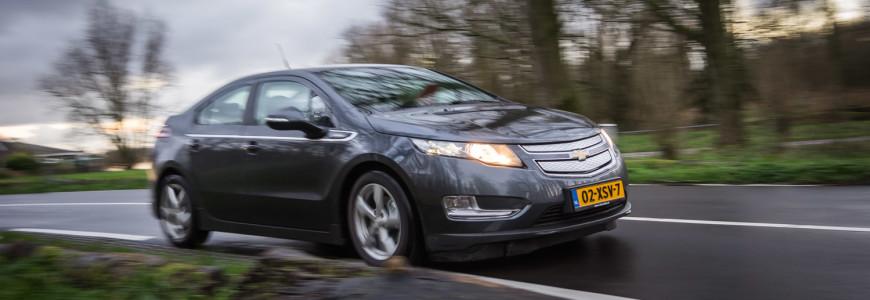 Chevrolet Volt Rijtest-1