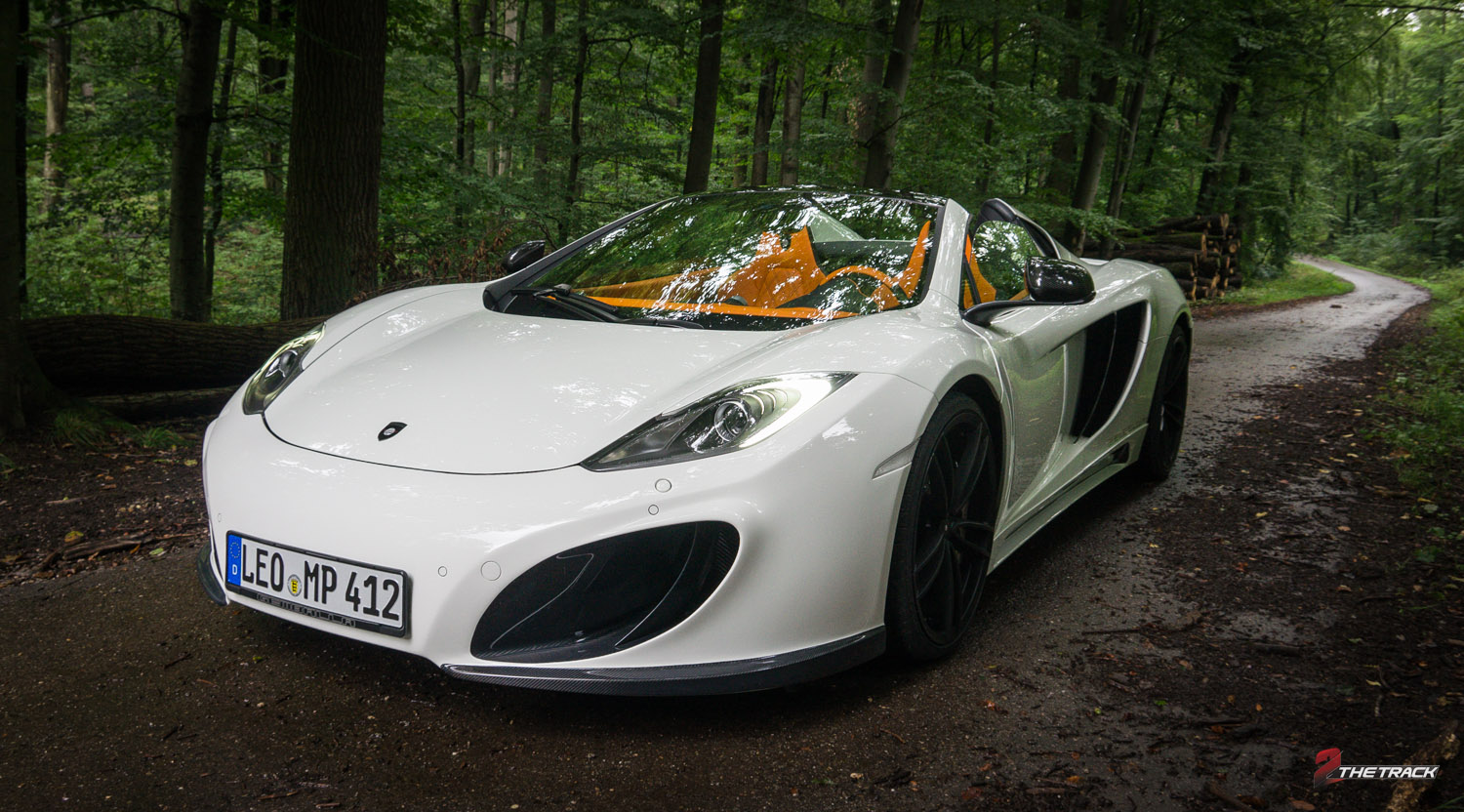 McLaren MP4-12C Spider by Gemballa GT Spider-1