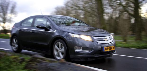 Chevrolet Volt rijtest
