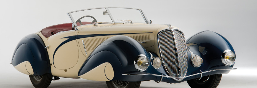 1937 Delahaye 135 Competition Court Torpedo Roadster