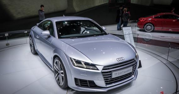 Audi TT Autosalon Geneve 2014-1