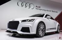 Audi TT Quattro Sport Concept Autosalon Geneve 2014-1