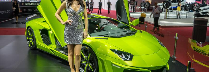 FAB Design Lamborghini LP700-4 Aventador Autosalon Geneve 2014-1