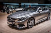 Mercedes-Benz S-klasse Coupe Autosalon Geneve 2014-1